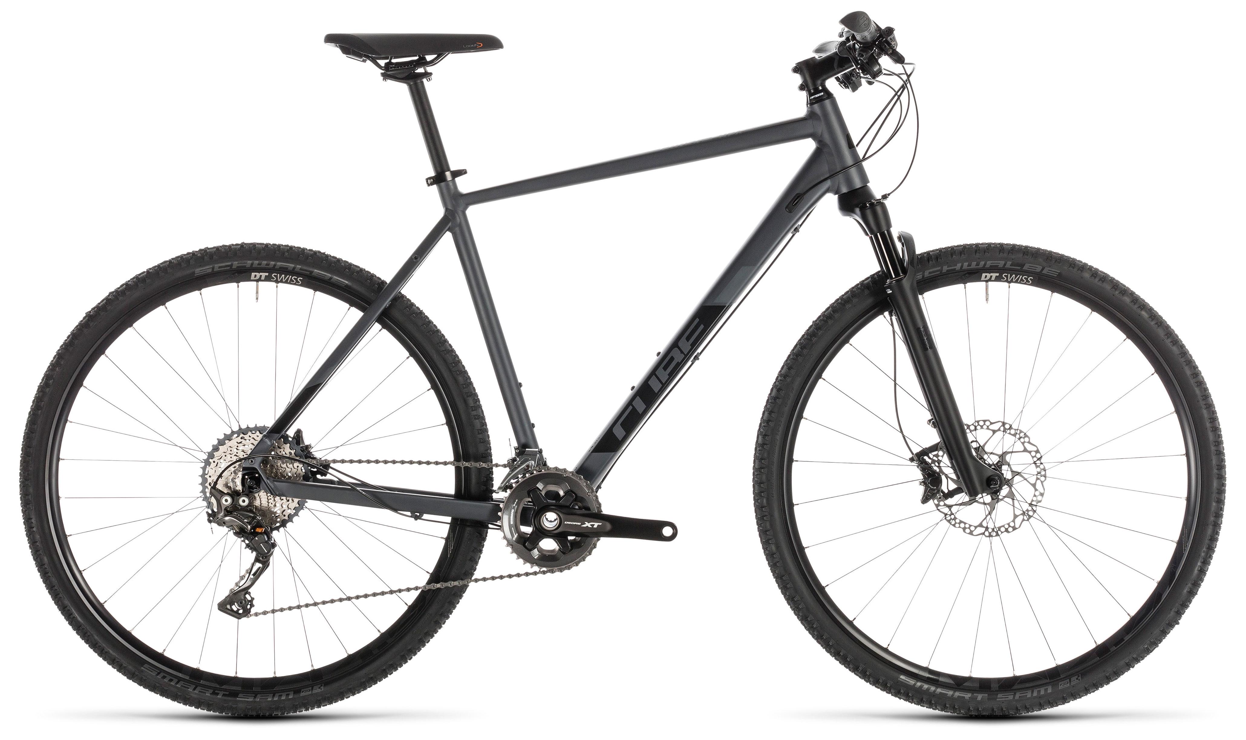 Велосипед Cube Cross SL 2019 цена 2017