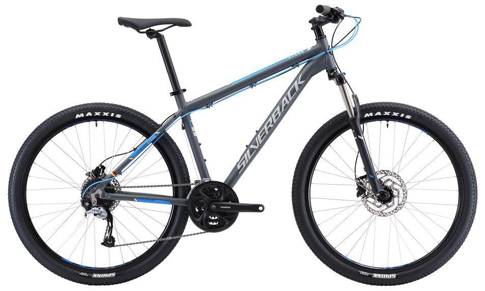 Велосипед Silverback Stride 27-HD 2018 велосипед silverback stride 15 2014