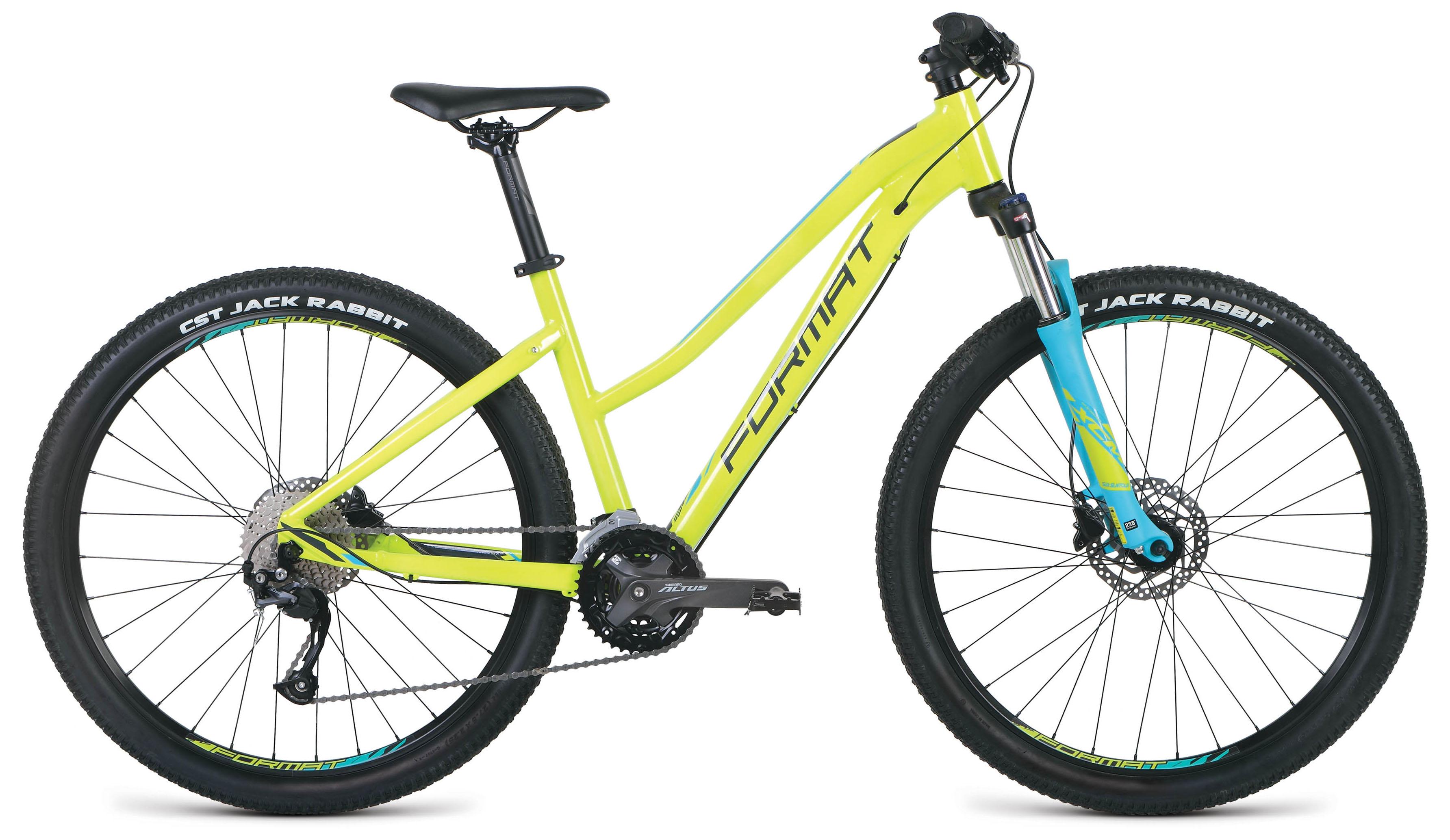 цена Велосипед Format 7712 27,5 2019