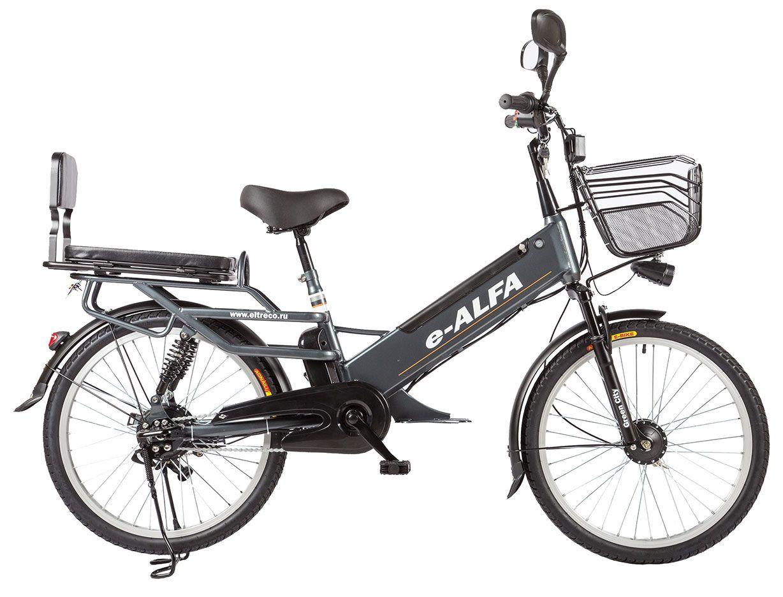 Велосипед Eltreco e-Alfa L 2018 велосипед eltreco кардан lux plus 2015
