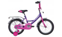 Детский велосипед от 1 до 3 лет  Novatrack  Vector 14  2020