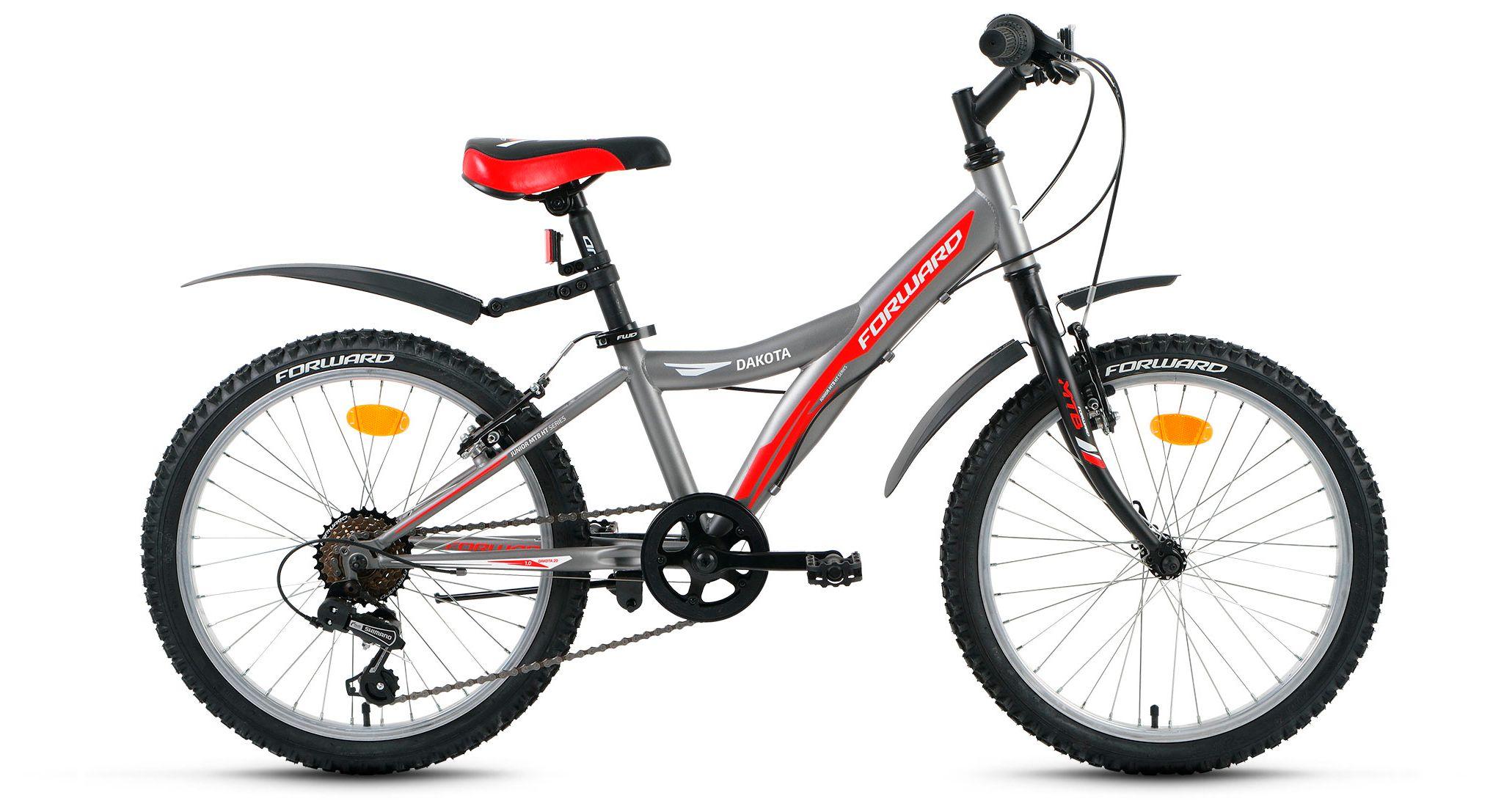 Велосипед Forward Dakota 20 1.0 2017 велосипед forward dakota 24 1 0 черный ростовка 13