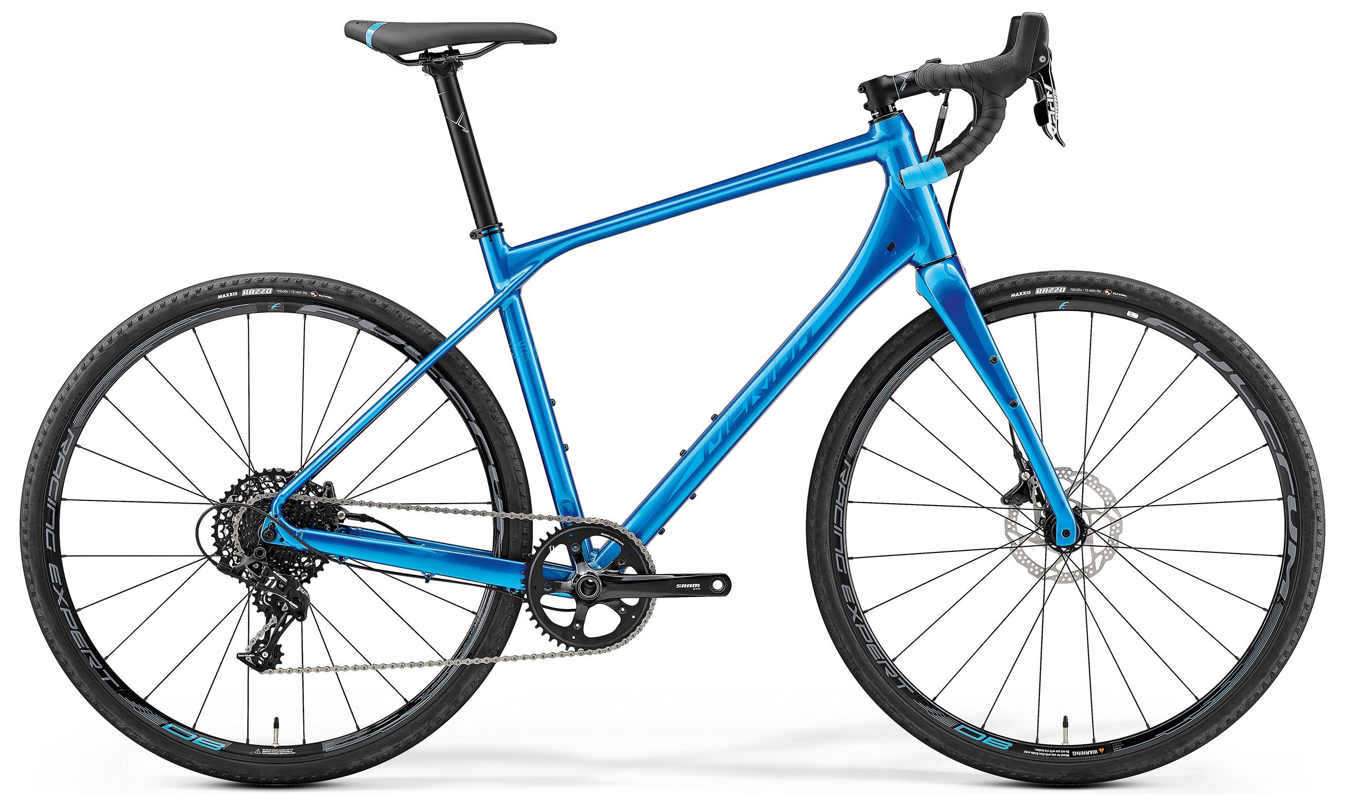Велосипед Merida Silex 600 2019