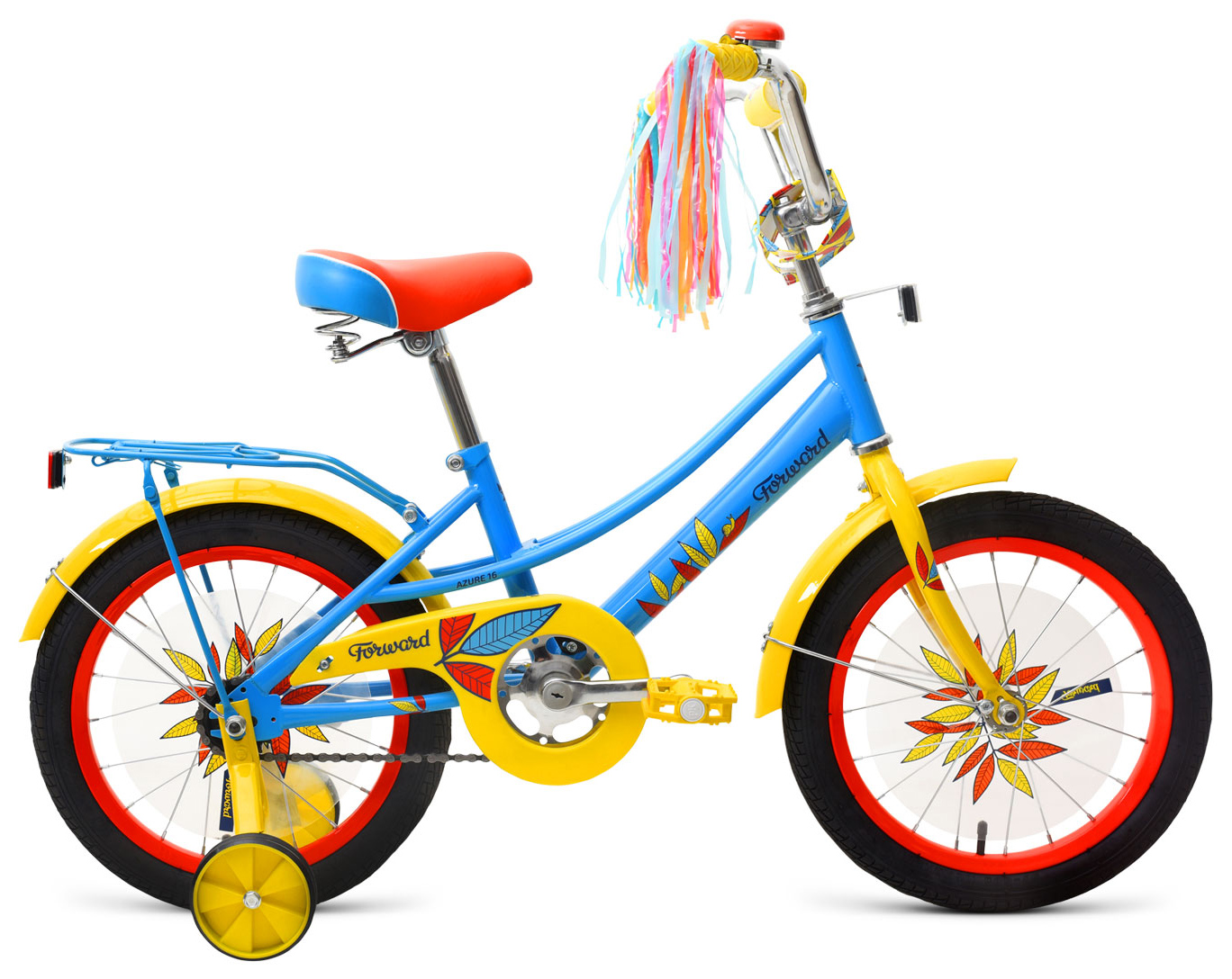 Велосипед Forward Azure 16 2019 велосипед forward azure 1 0 2014