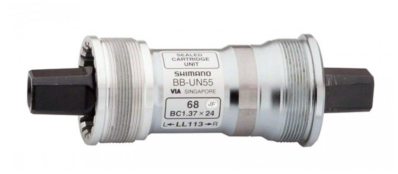 Запчасть Shimano UN55, 68/107 мм