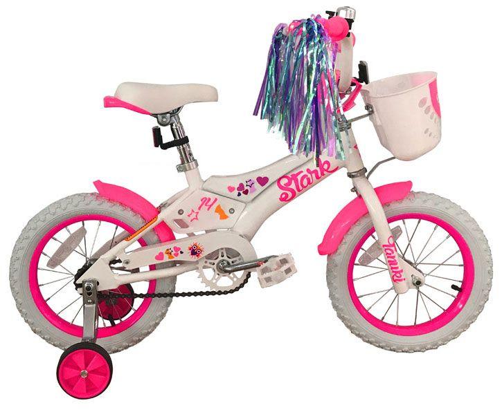 Велосипед Stark Tanuki 14 Girl 2018,  Детские  - артикул:292791