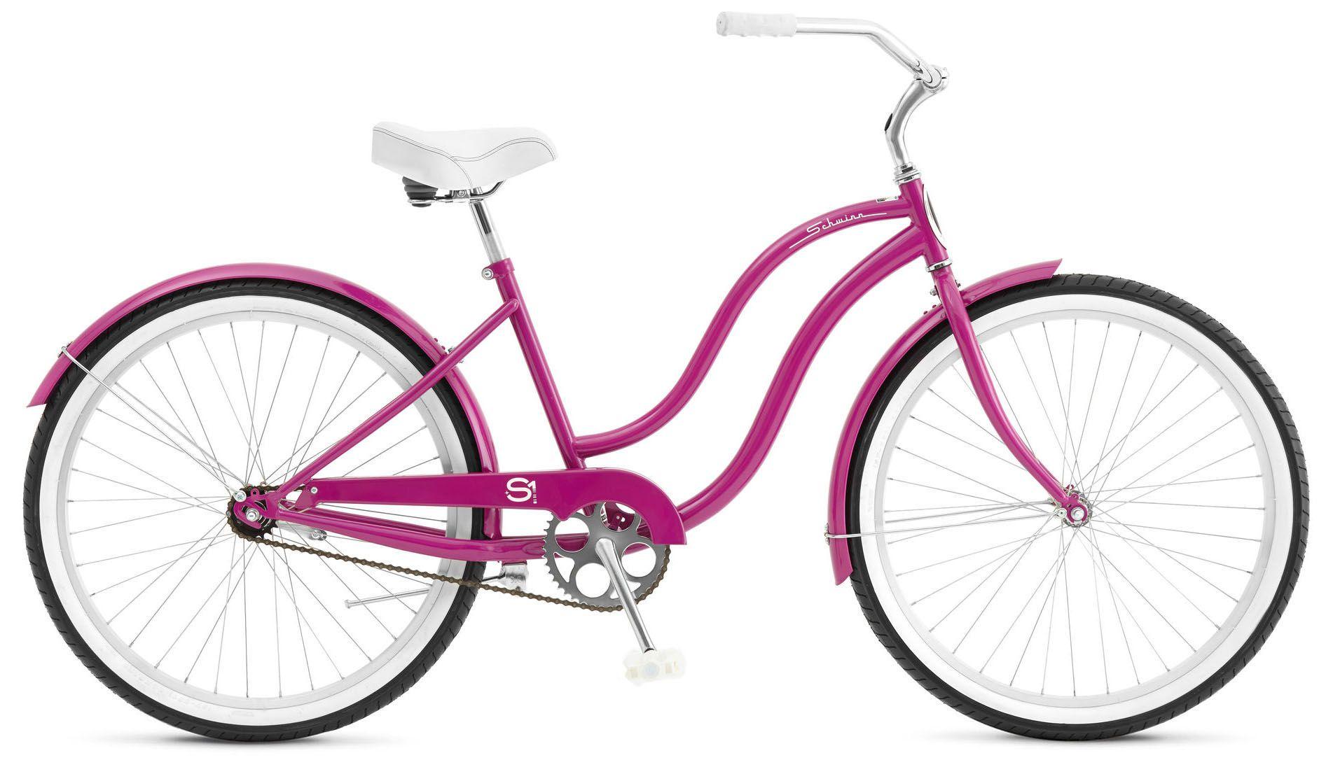 Велосипед Schwinn S1 Women 2018