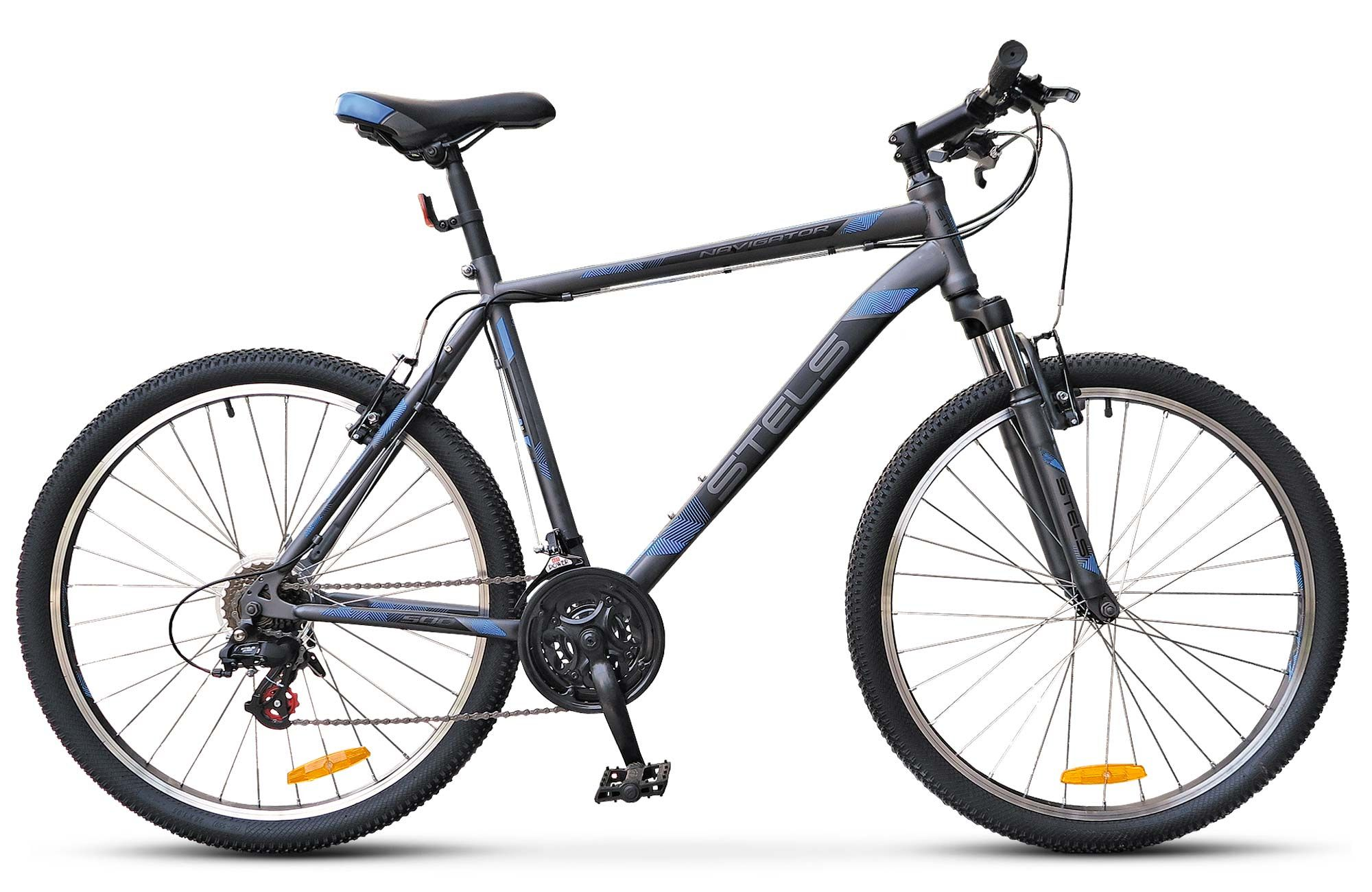 Велосипед Stels Navigator 500 V 26 2017 велосипед stels navigator 310 2016