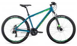 Велосипед Forward Apache 27.5 3.0 Disc 2020 - Купить горный велосипед Forward Apache 27.5 3.0 Disc 2020 в Саранске - Цена в интернет магазине ВелоСайт.ру