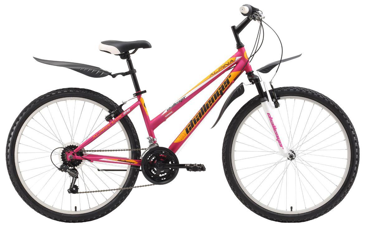 Велосипед Challanger Alpina Lux 26 2017,  Женские  - артикул:279222