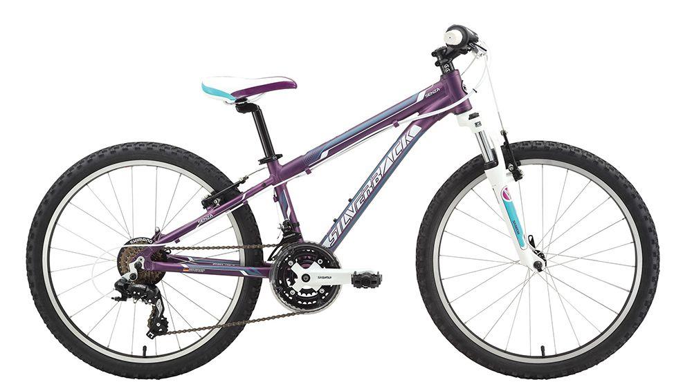 Велосипед Silverback Senza 24 2015 велосипед bulls nandi 24 2015
