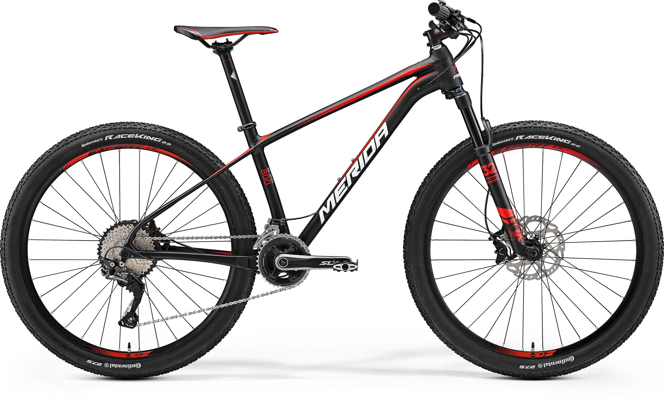 Велосипед Merida Big.Seven 800 2017