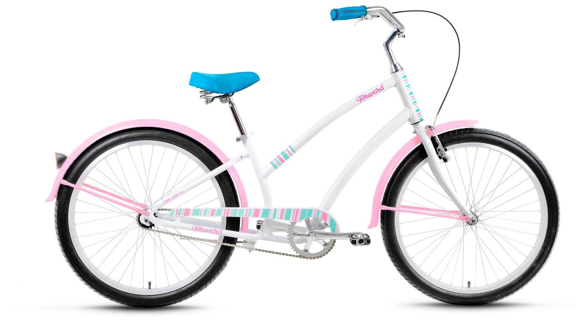 Велосипед Forward Surf Lady 1.0 2017