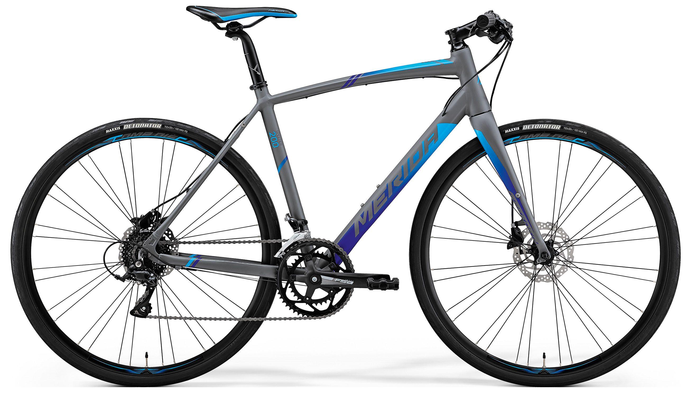 Велосипед Merida Speeder 200 2018 купить шоссейный велосипед б у в минске