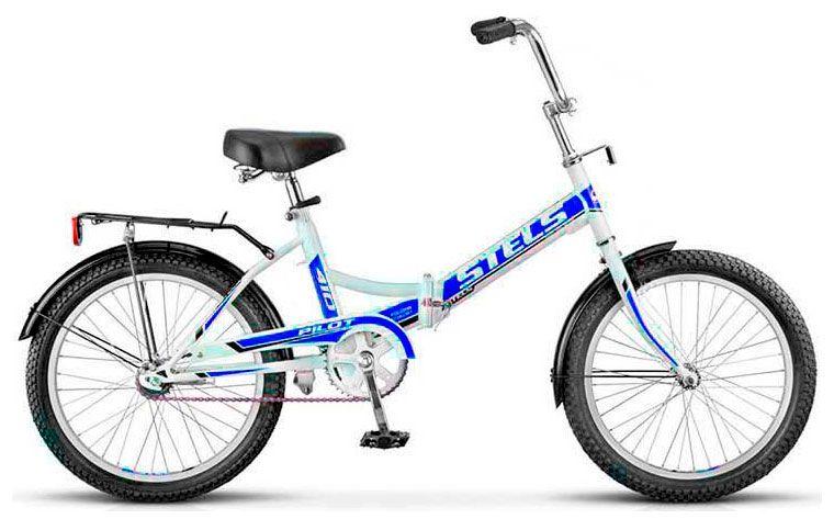 Велосипед Stels Pilot 410 20 (Z011) 2018 велосипед stels energy iv v020 2018