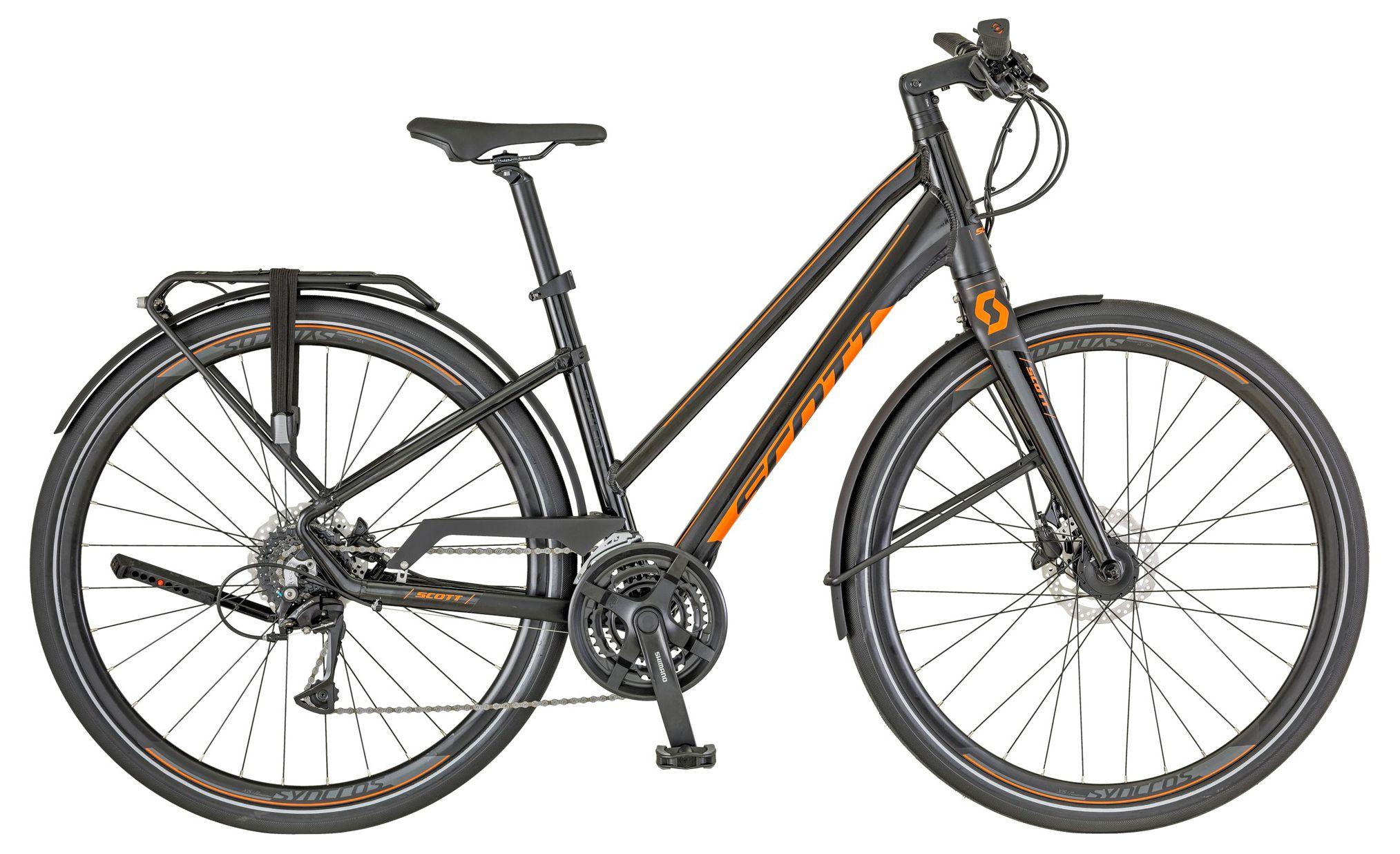 Велосипед Scott Silence 30 Lady 2018 велосипед scott voltage yz 30 2015