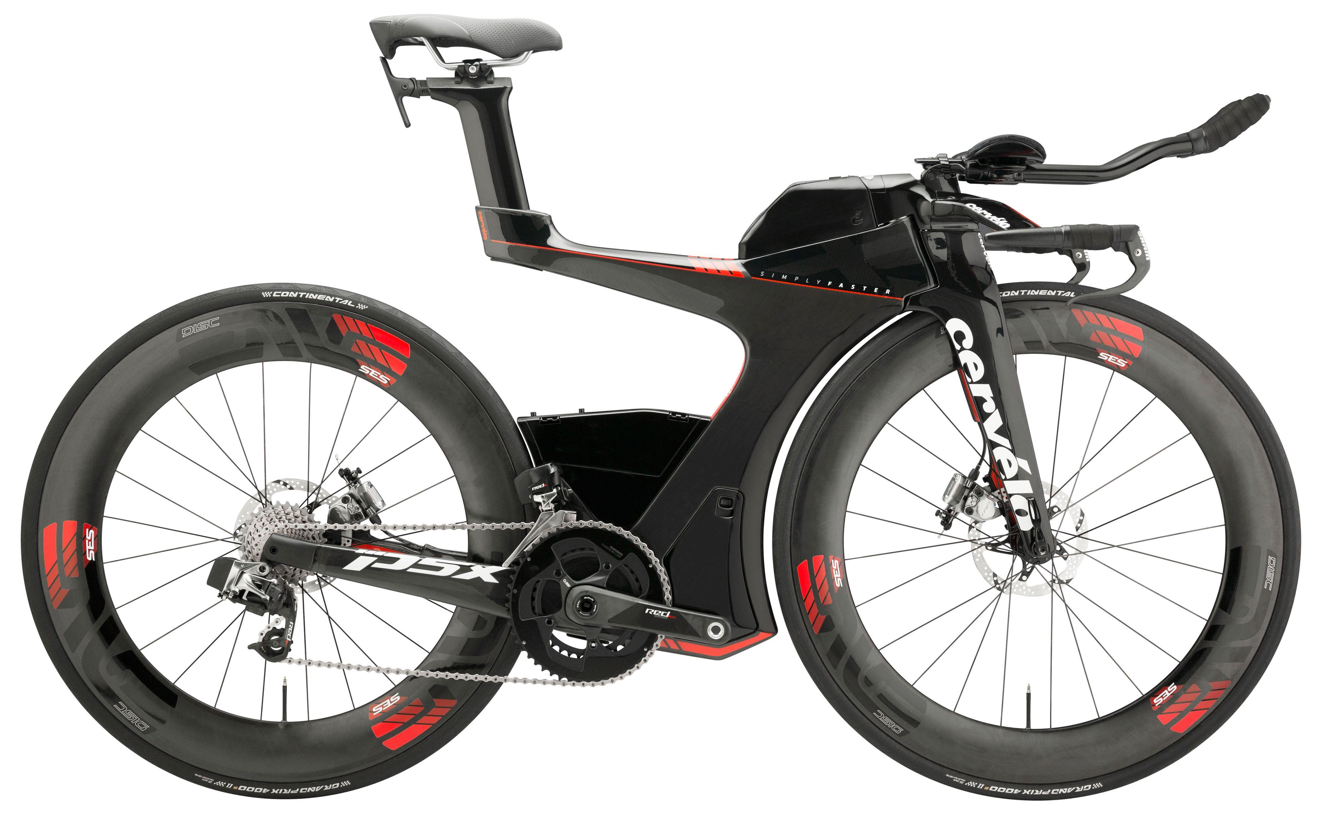 Велосипед Cervelo P5 X Ultegra Di2 2017
