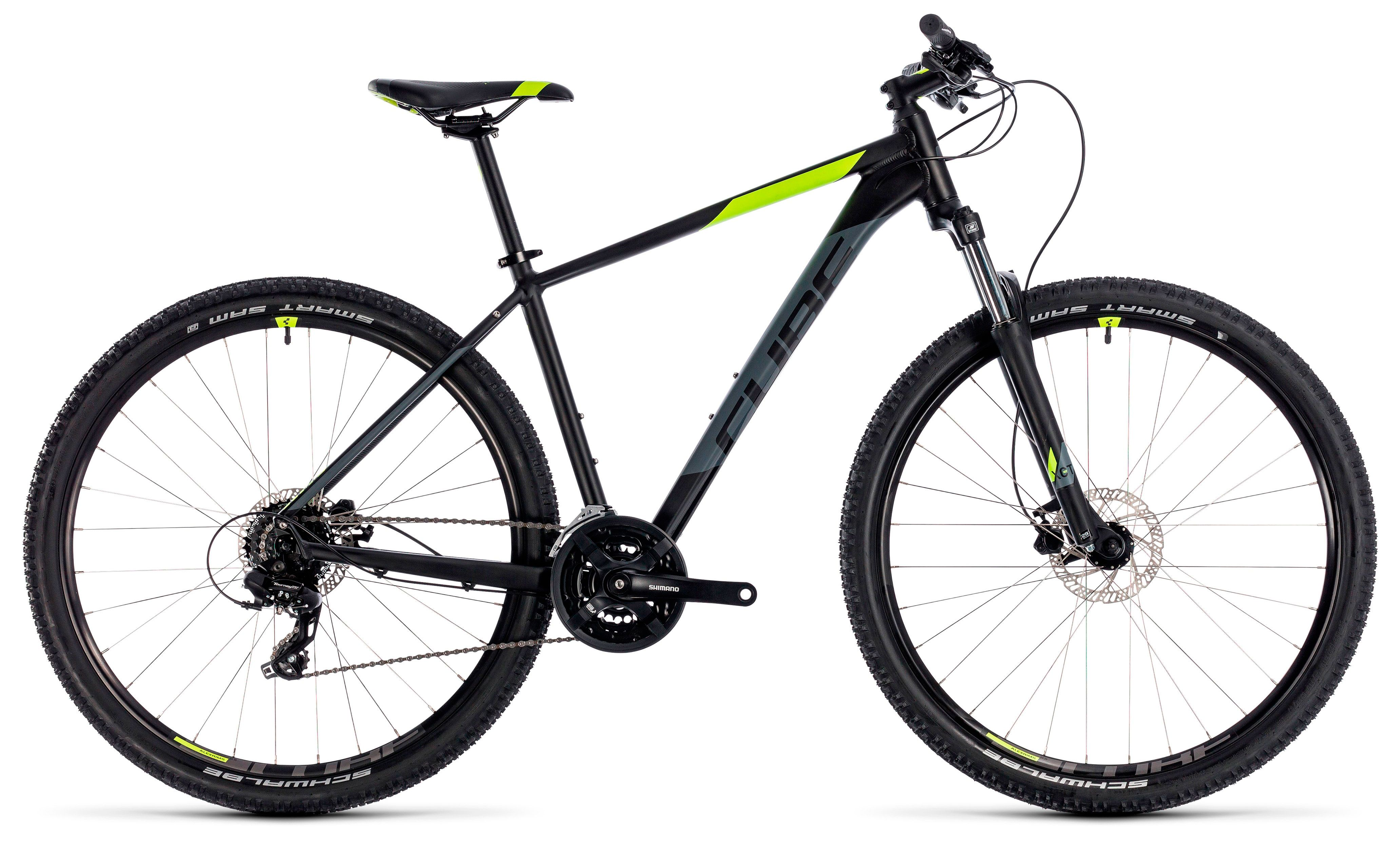 Велосипед Cube AIM Pro 29 2018 велосипед cube aim pro 29 2016