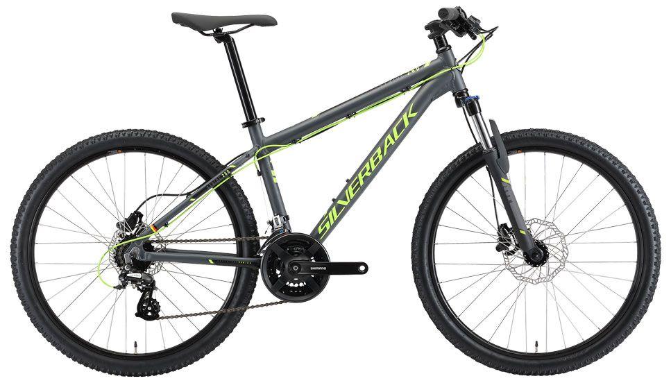 Велосипед Silverback Stride 26-D 2018 велосипед silverback stride 15 2016
