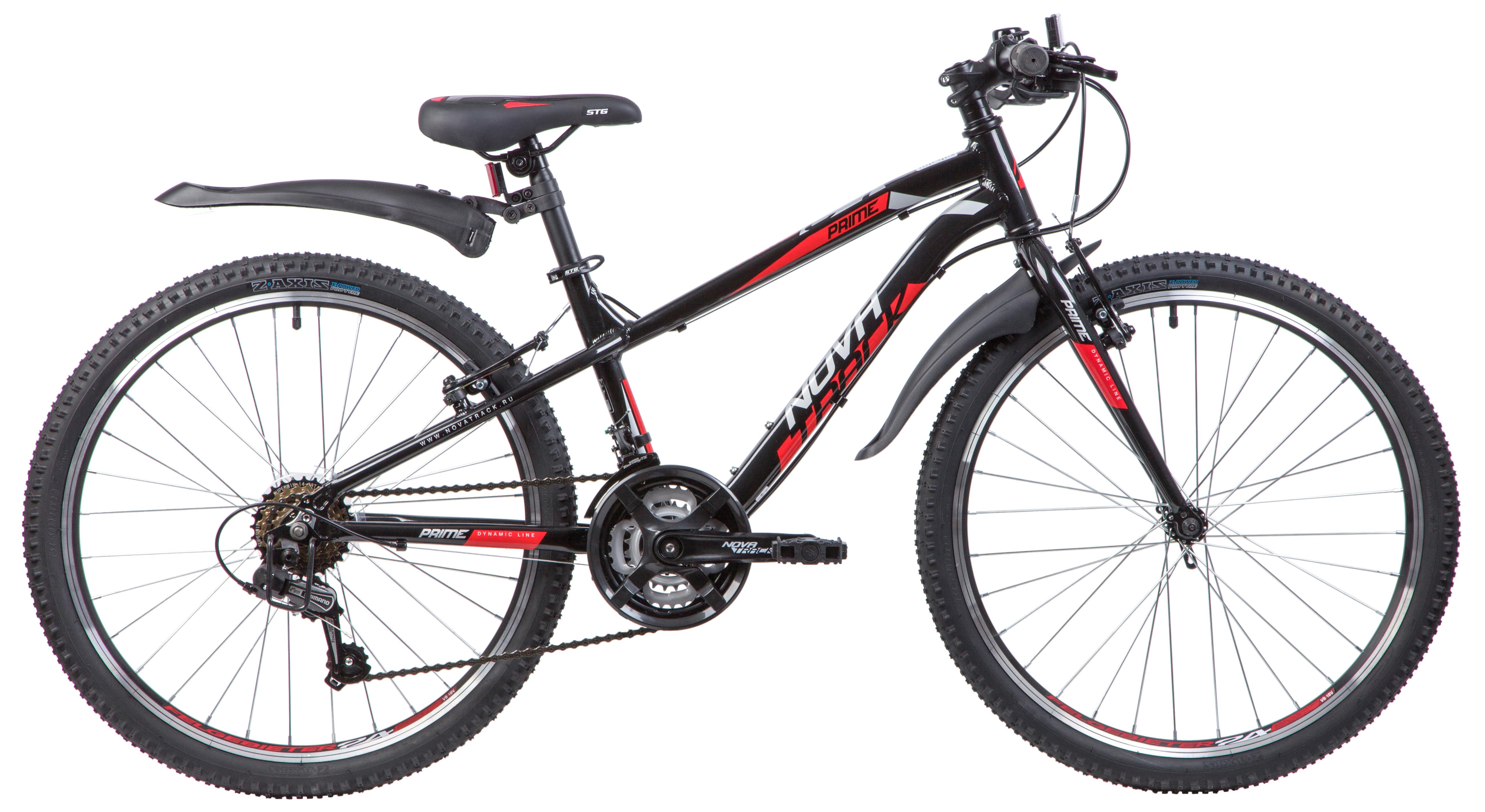 Велосипед Novatrack Prime 24 2019 велосипед novatrack 16 зебра бордово белый 165 zebra clr6