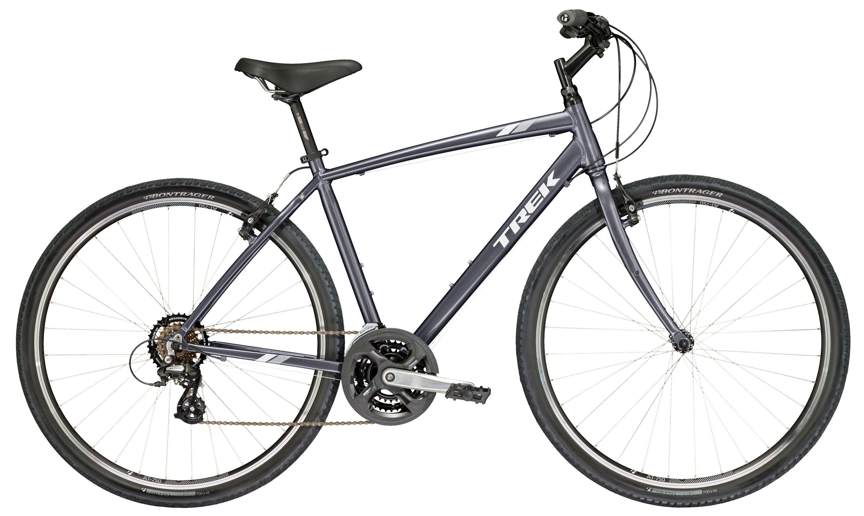 Велосипед Trek Verve 1 2017 экономичность и энергоемкость городского транспорта