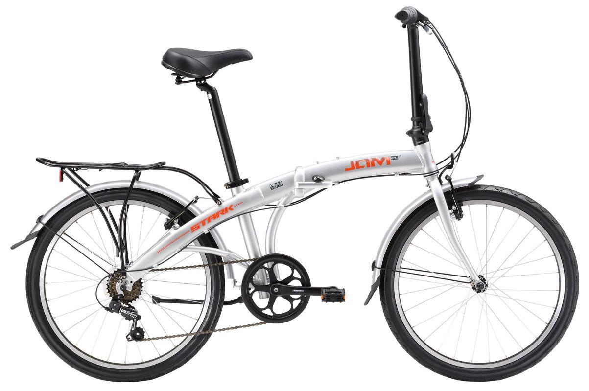 Велосипед Stark Jam 24.1 V 2017,  Складные  - артикул:275721
