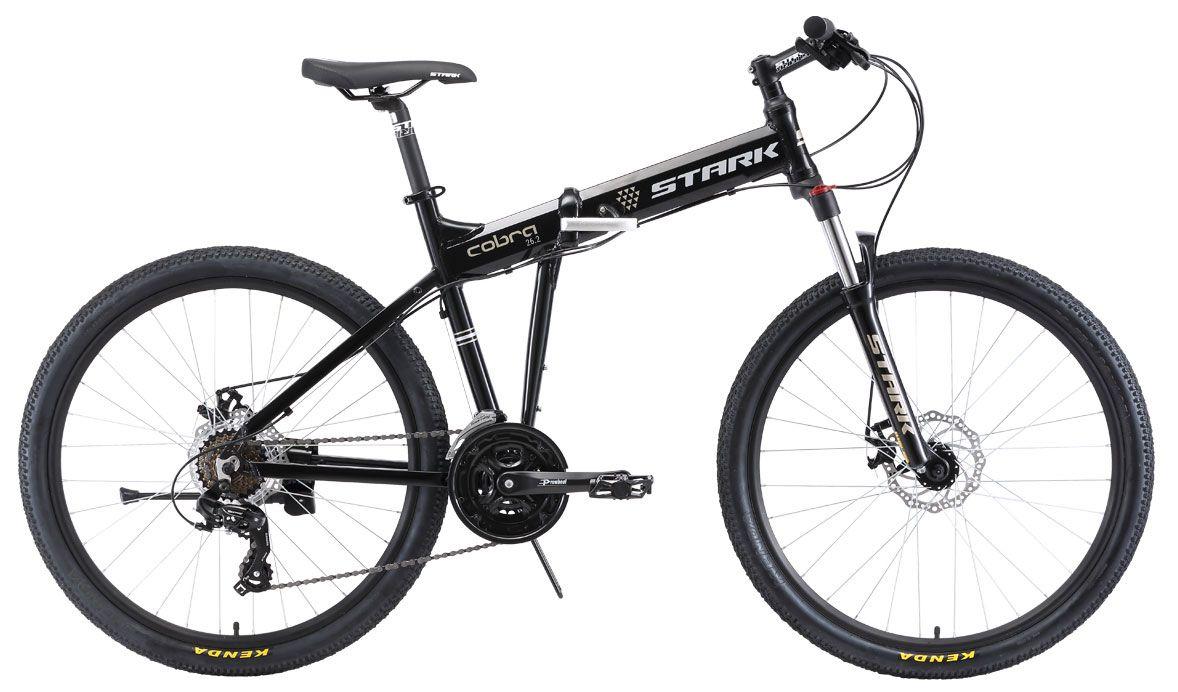 Велосипед Stark Cobra 26.2 D 2018 велосипед stark indy 26 2 d 2018