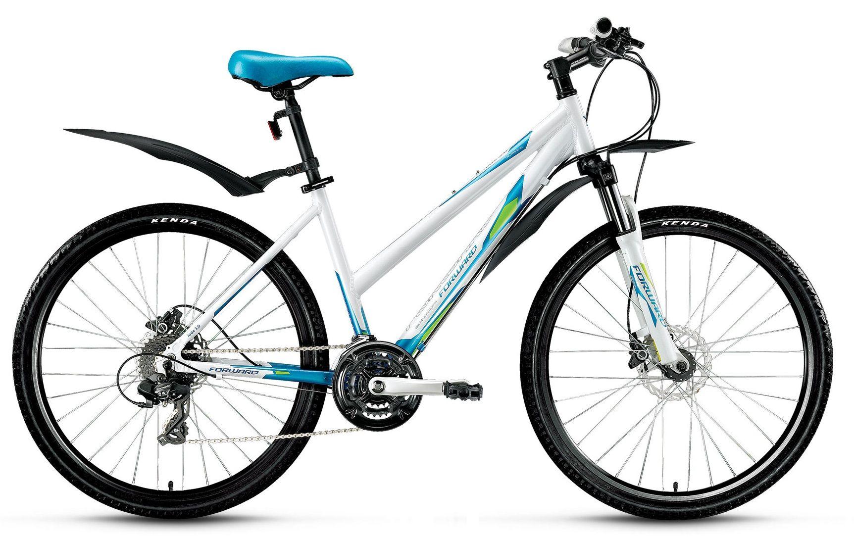 Велосипед Forward Jade 3.0 disc 2016