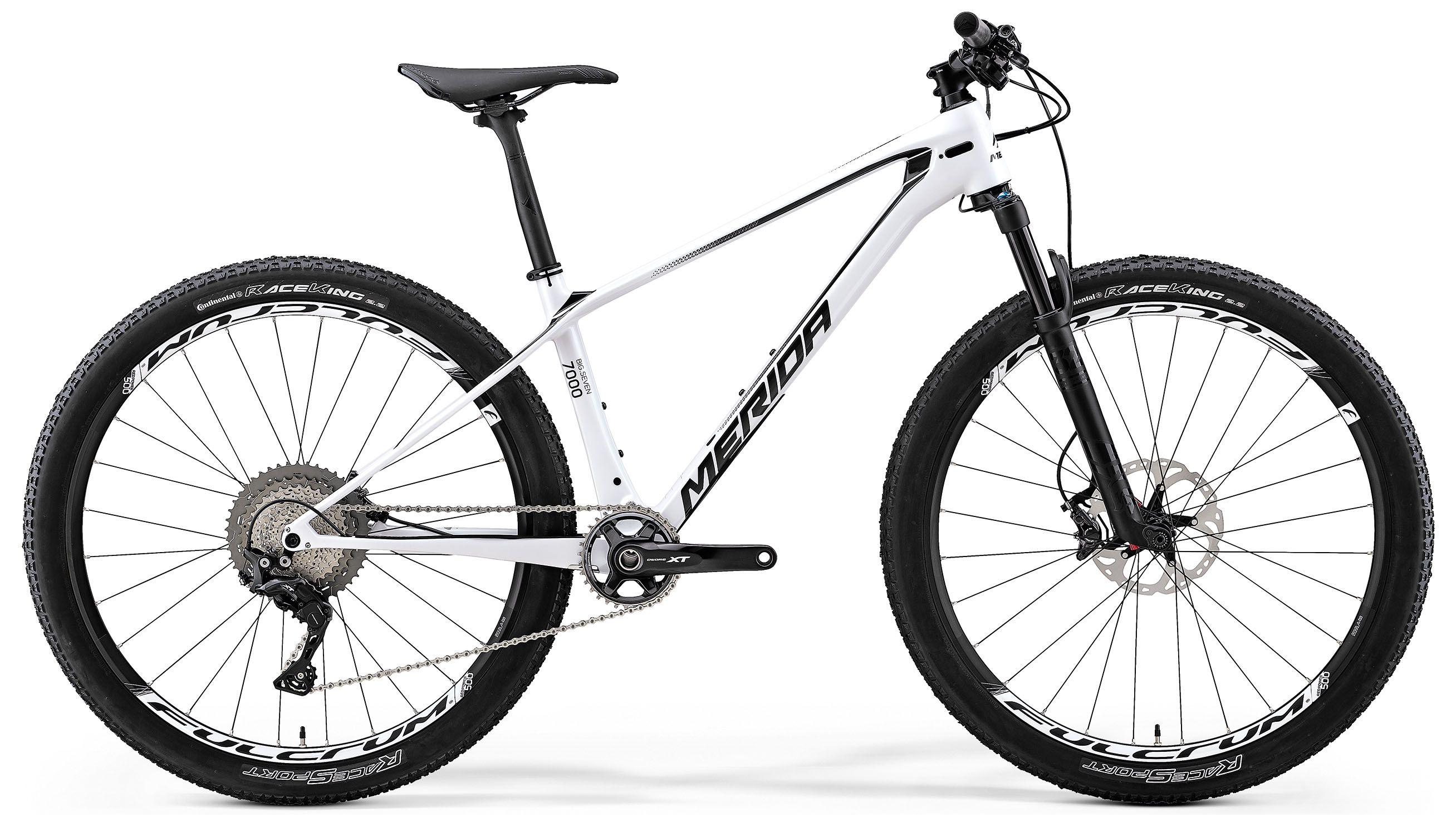 Велосипед Merida Big.Seven 7000 2018