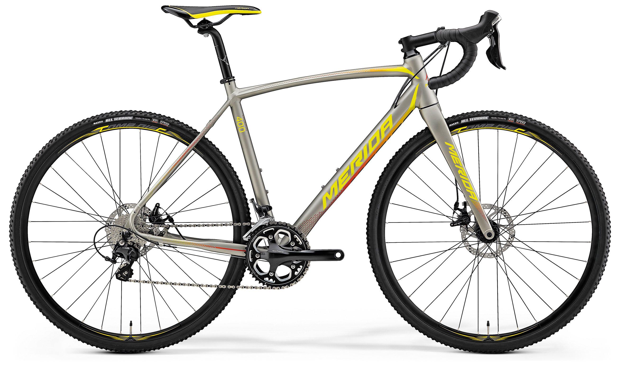 Велосипед Merida CycloСross 400 2018,  Шоссейные  - артикул:284888