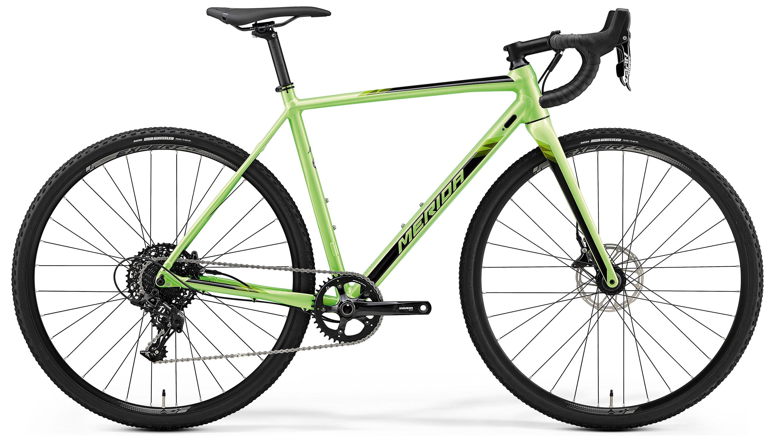 Велосипед Merida Mission CX600 2019