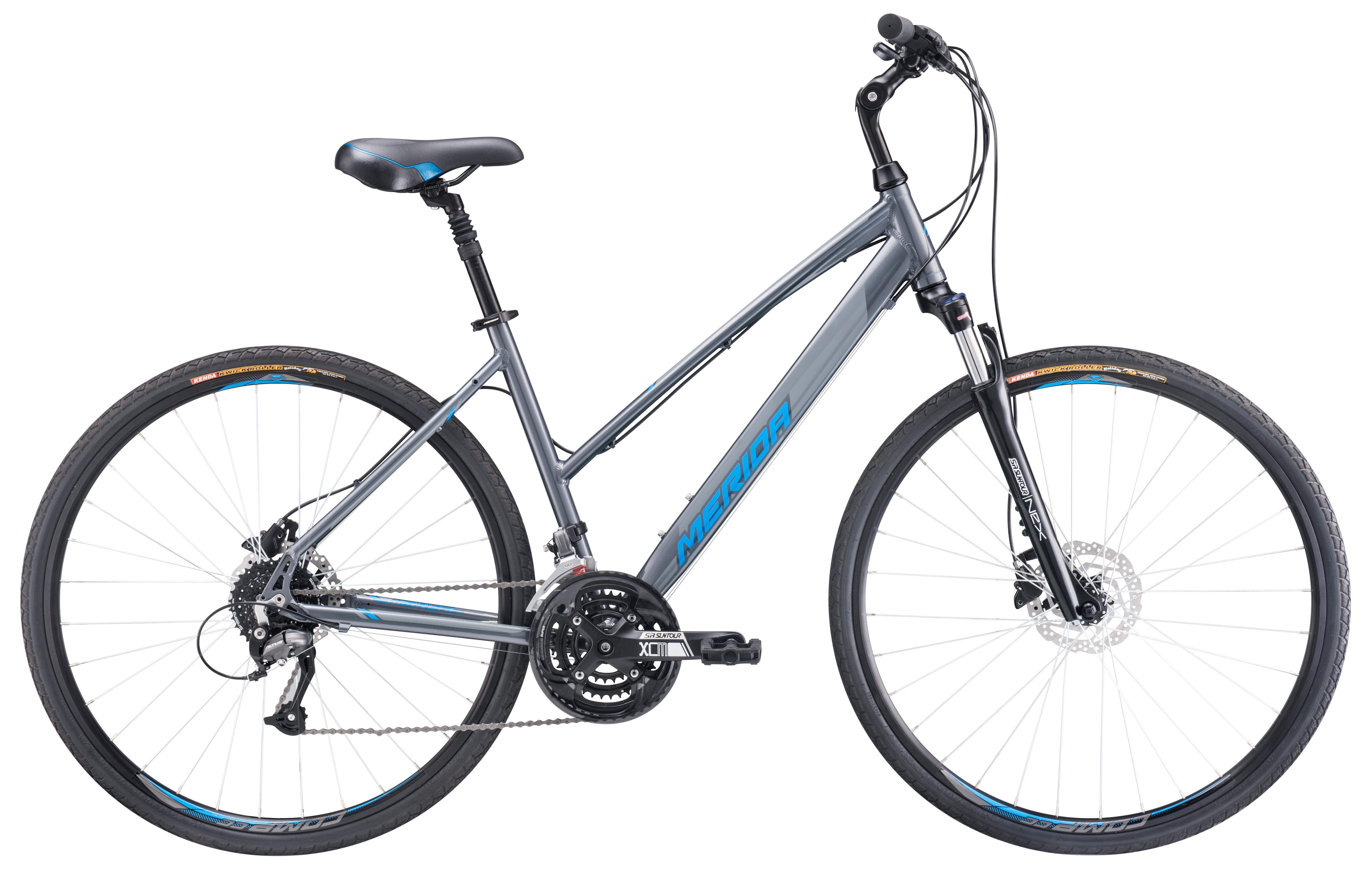 Велосипед Merida Crossway 40-D Lady 2019