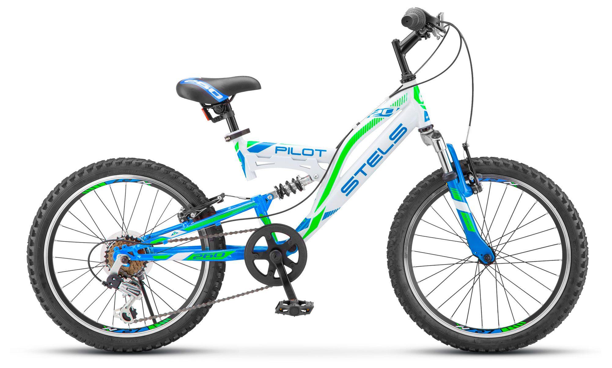 Велосипед Stels Pilot 260 20 (V020) 2018 велосипед stels pilot 230 gent v020 2018