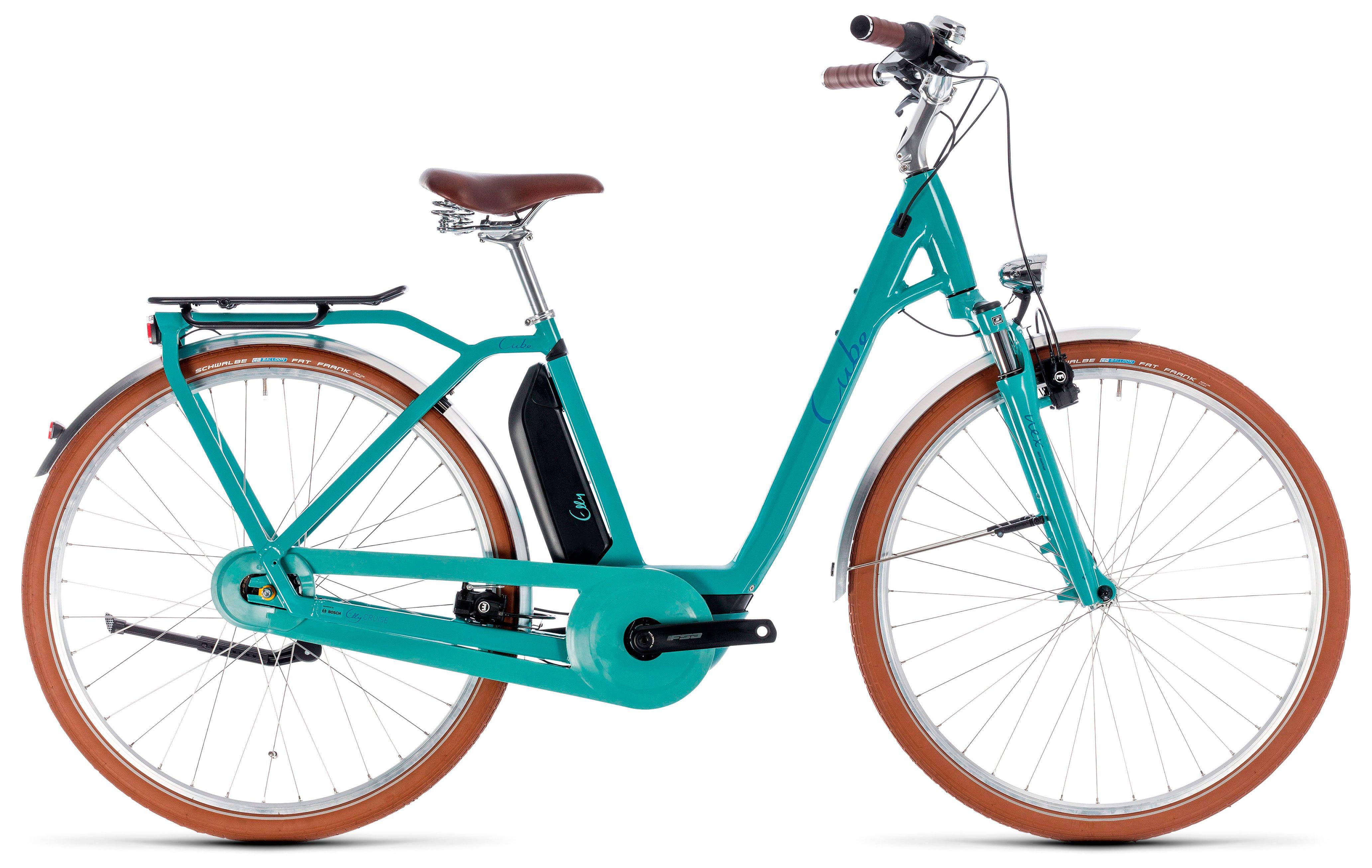 Велосипед Cube Elly Cruise Hybrid 400 2018 велосипед cube cross hybrid one allroad 400 lady 2017