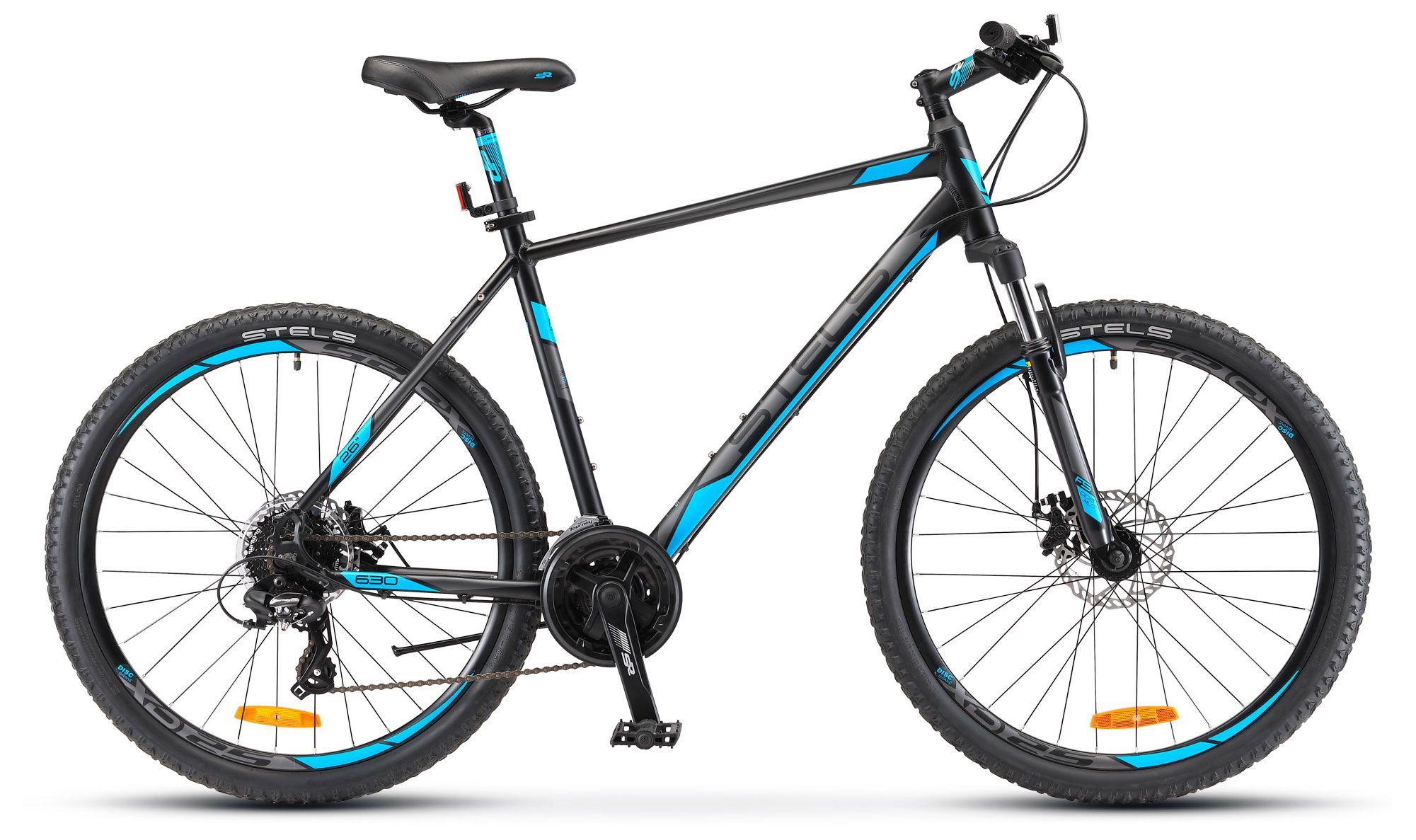 Велосипед Stels Navigator 630 MD 26 (V020) 2018 stels navigator 250 gent 26 16