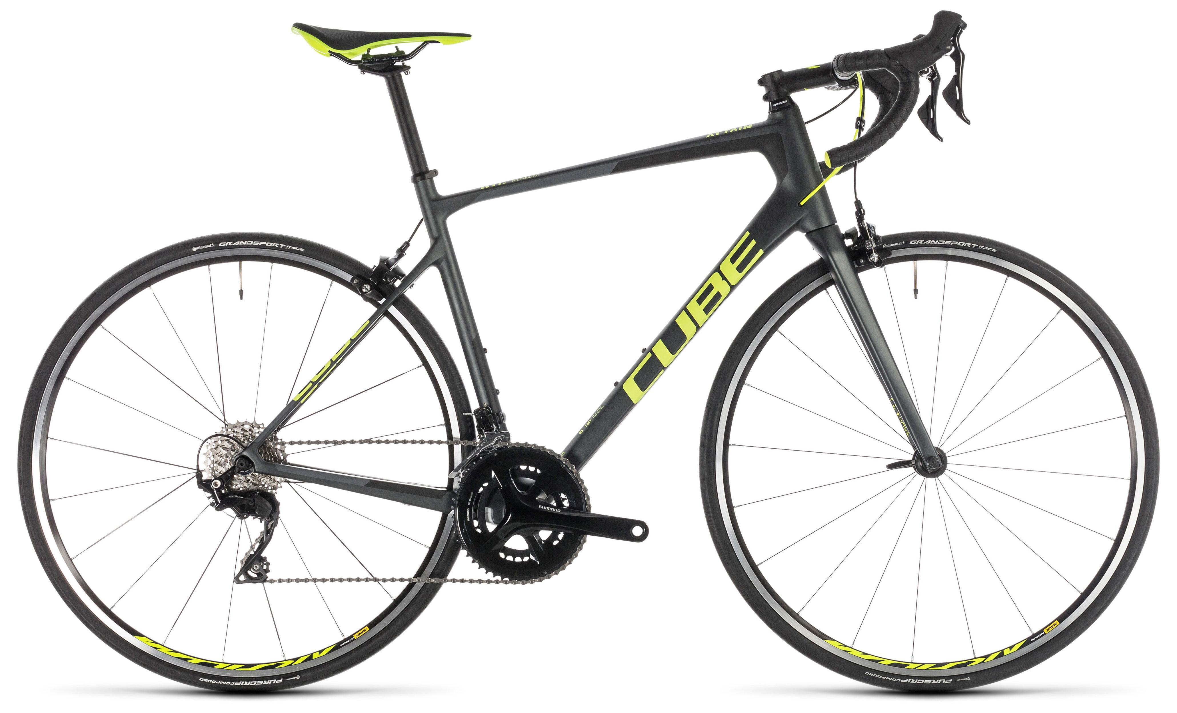 Велосипед Cube Attain GTC Pro 2019 цена