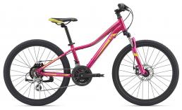 Подростковый велосипед для девочек  Giant  Enchant 1 24 Disc  2019