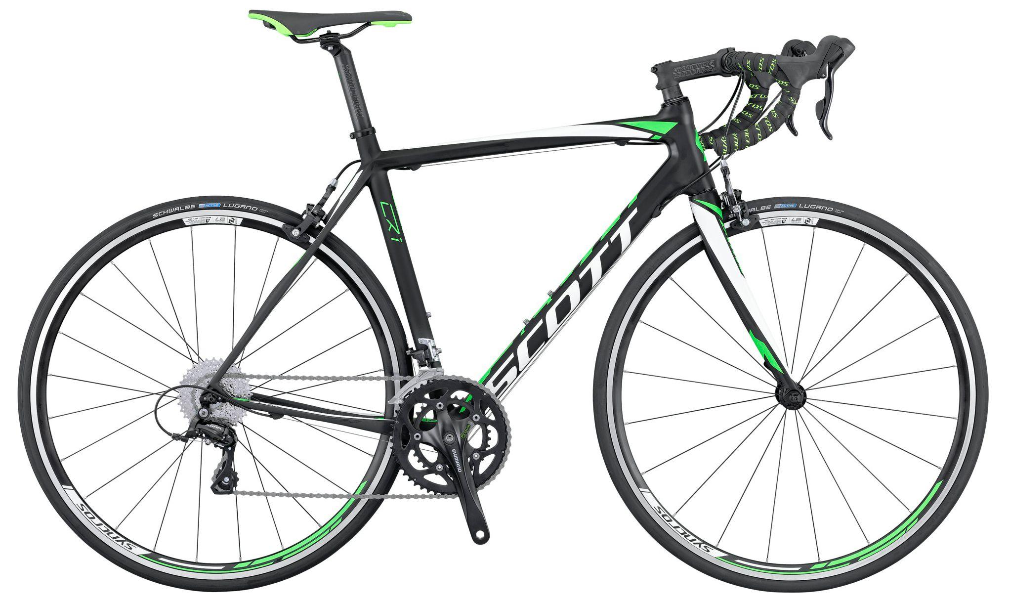 Велосипед Scott CR1 30 2016 sonance cr1