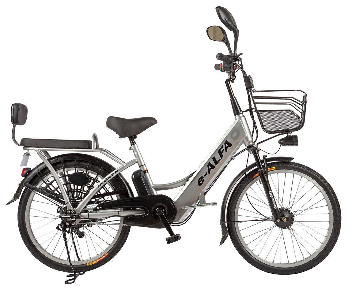 Велосипед Eltreco e-Alfa 2018 велосипед eltreco patrol кардан 28 disk 2016