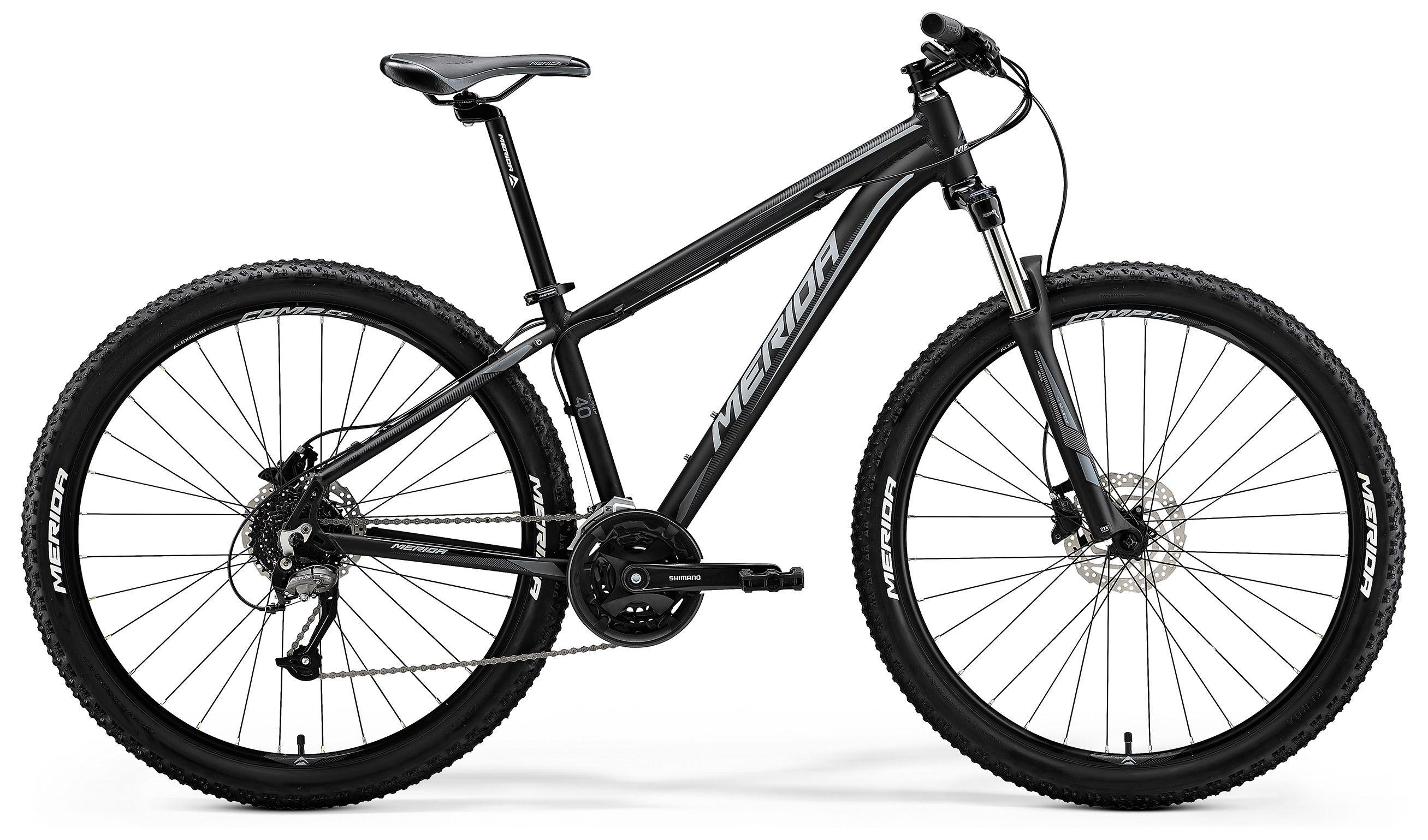 Велосипед Merida Big.Seven 40-D 2018