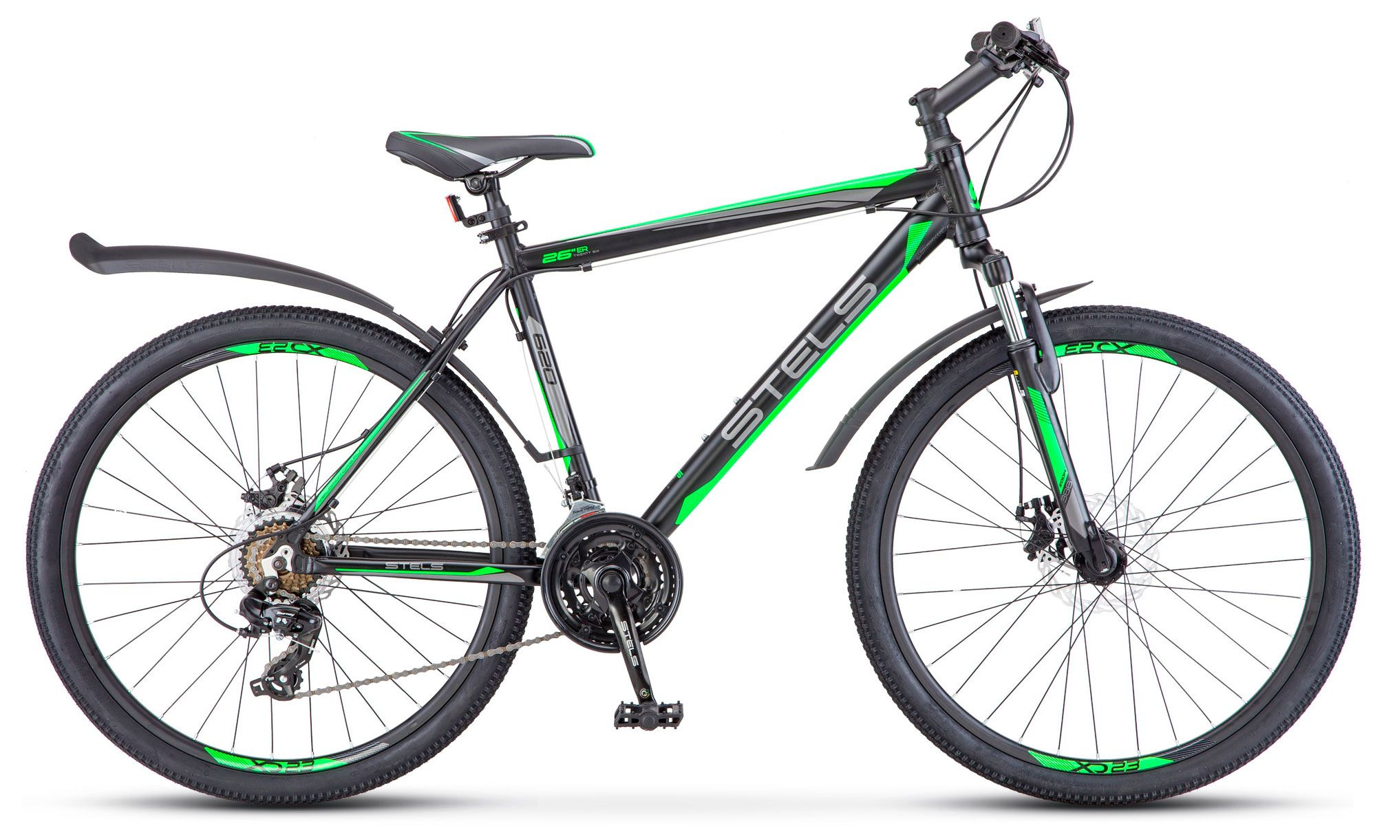 Велосипед Stels Navigator 620 MD 26 (V010) 2018 велосипед stels navigator 500 md 26 v030 2017