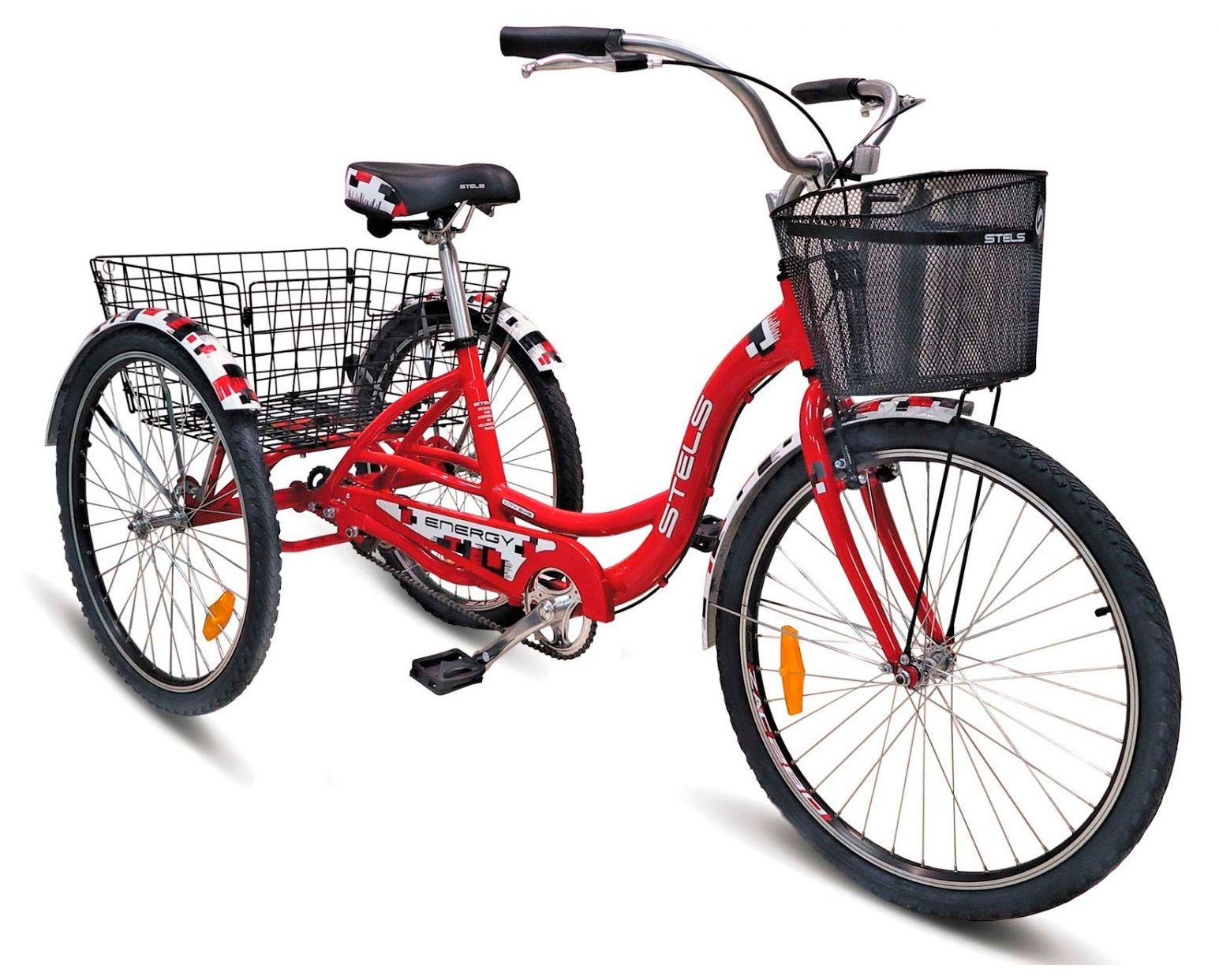 Велосипед Stels Energy-I 26 (V030) 2017