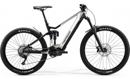 Фрирайд / даунхилл двухподвесный велосипед  Merida  eOne-Sixty 5000  2020