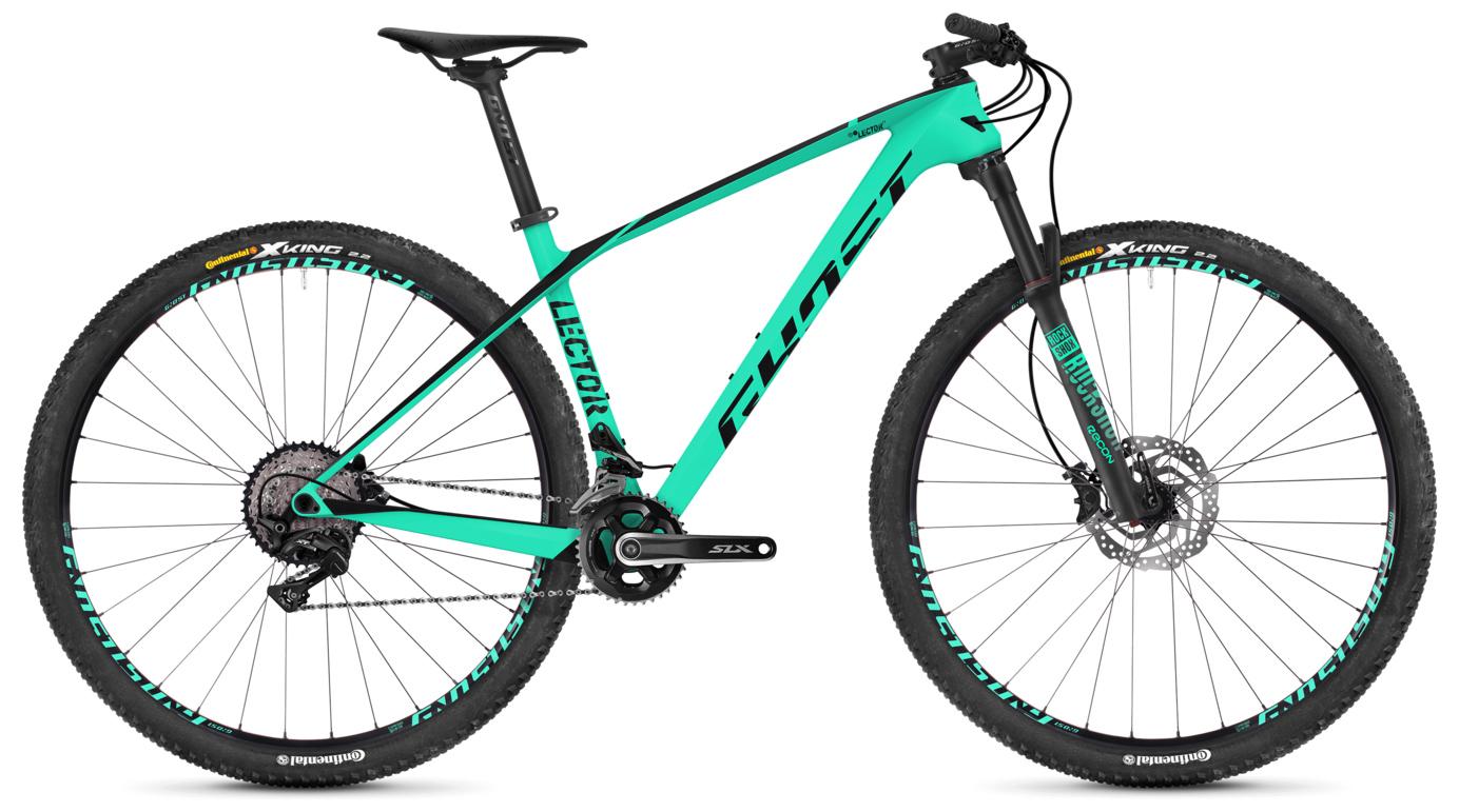 Велосипед Ghost Lector 2.9 LC 2019 цена