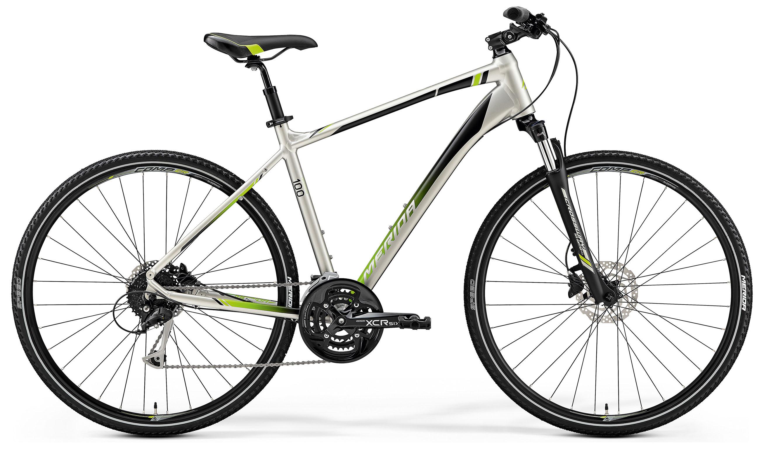Велосипед Merida Crossway 100 2019 цена 2017