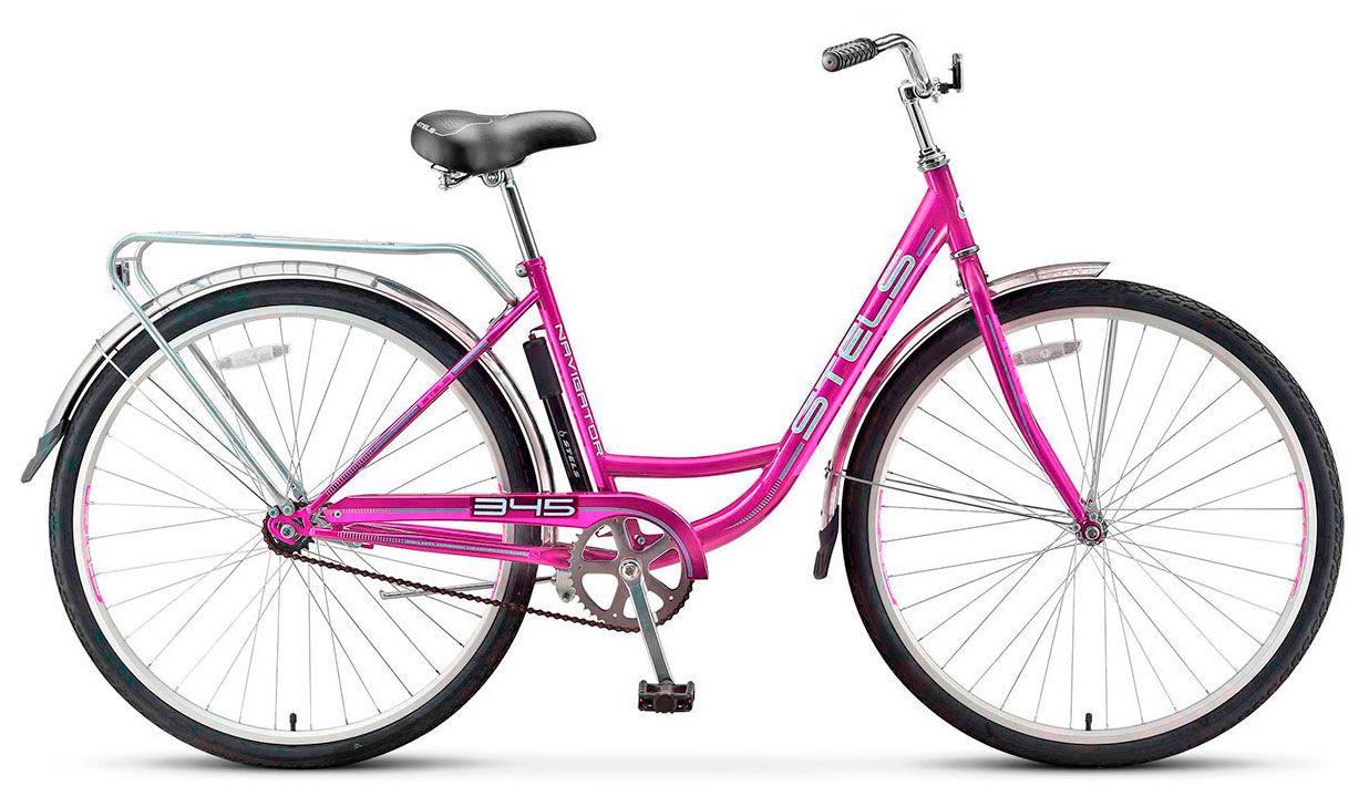 Велосипед Stels Navigator 345 28 (Z010) 2018 велосипед stels navigator 380 2016