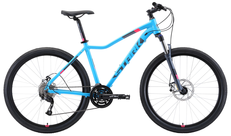 Велосипед Stark Viva 27.4 D 2019 велосипед stark luna 26 1 d 2017 бело синий 18