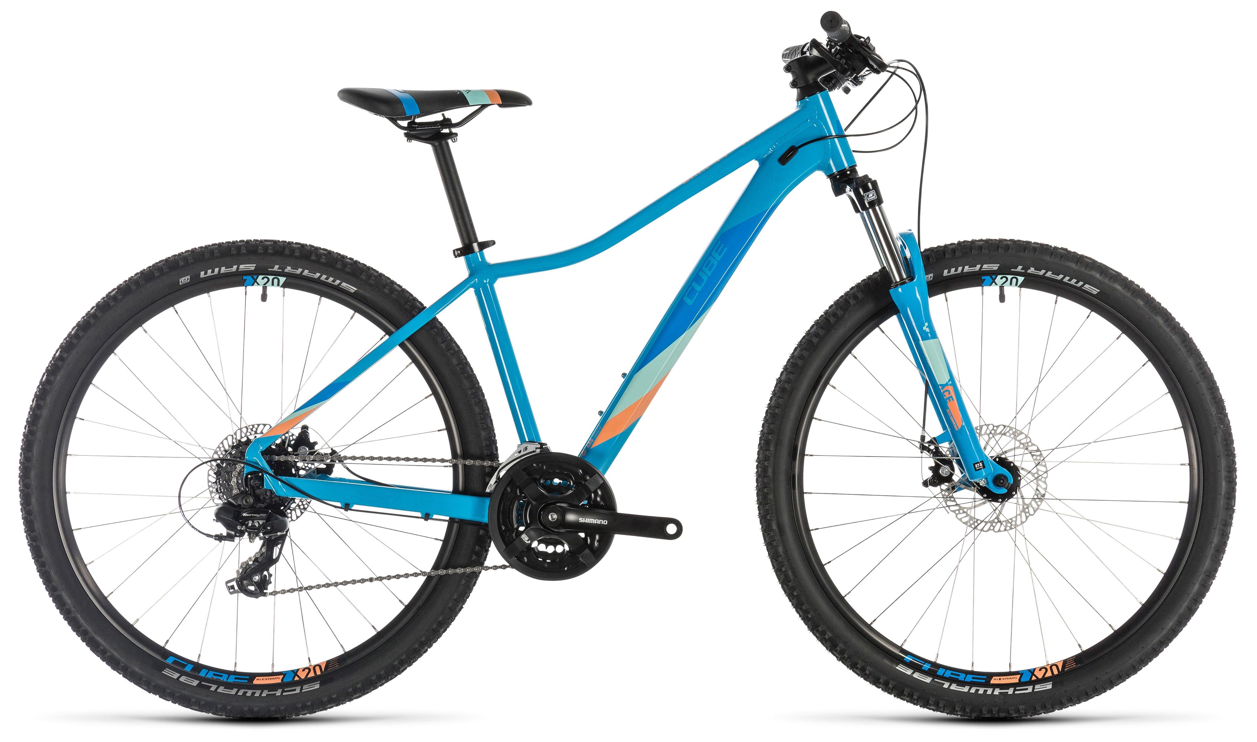Велосипед Cube Access WS 27.5 2019 велосипед cube access 200 allroad 2019