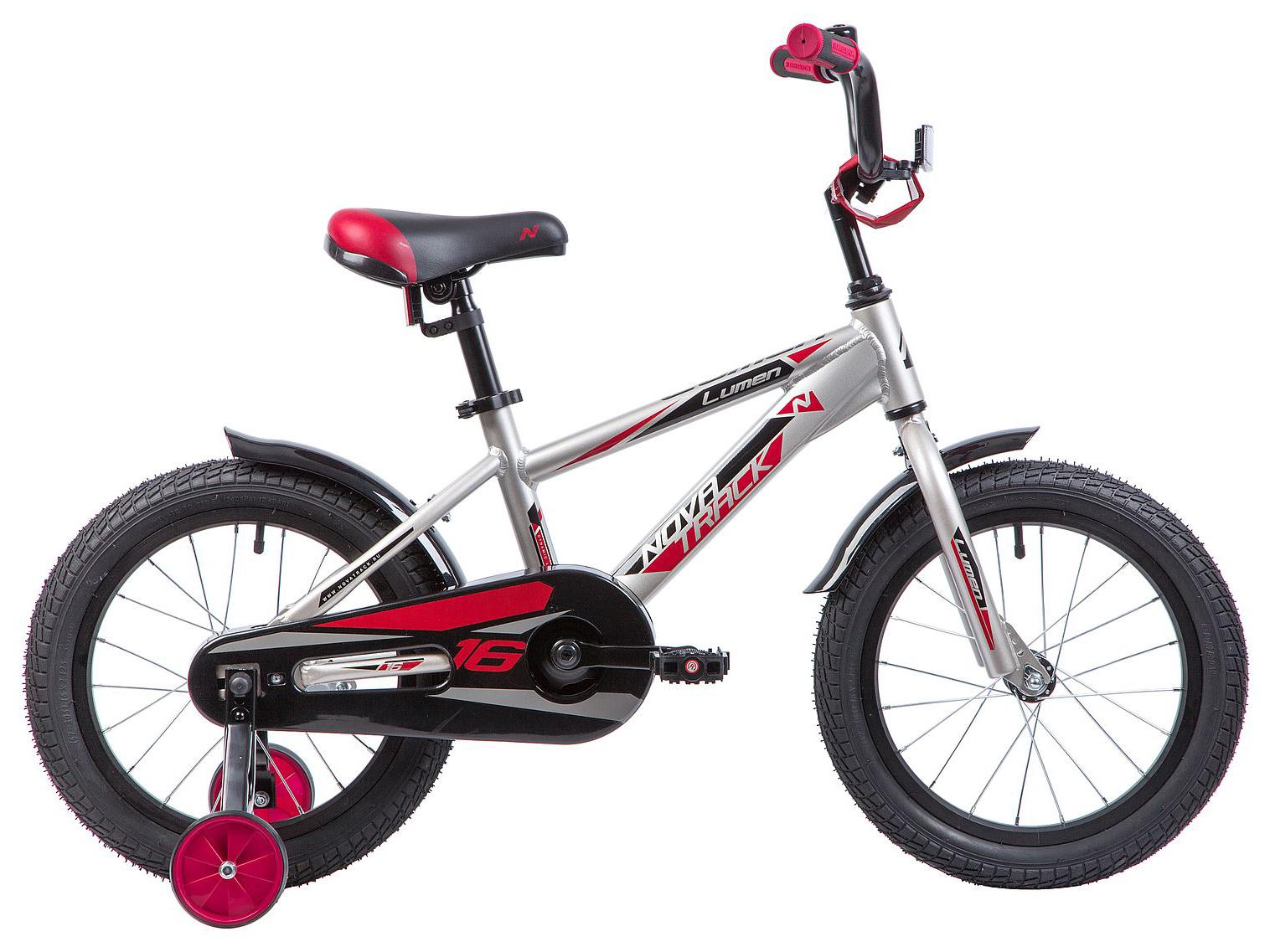 где купить Велосипед Novatrack Lumen 16 2019 дешево