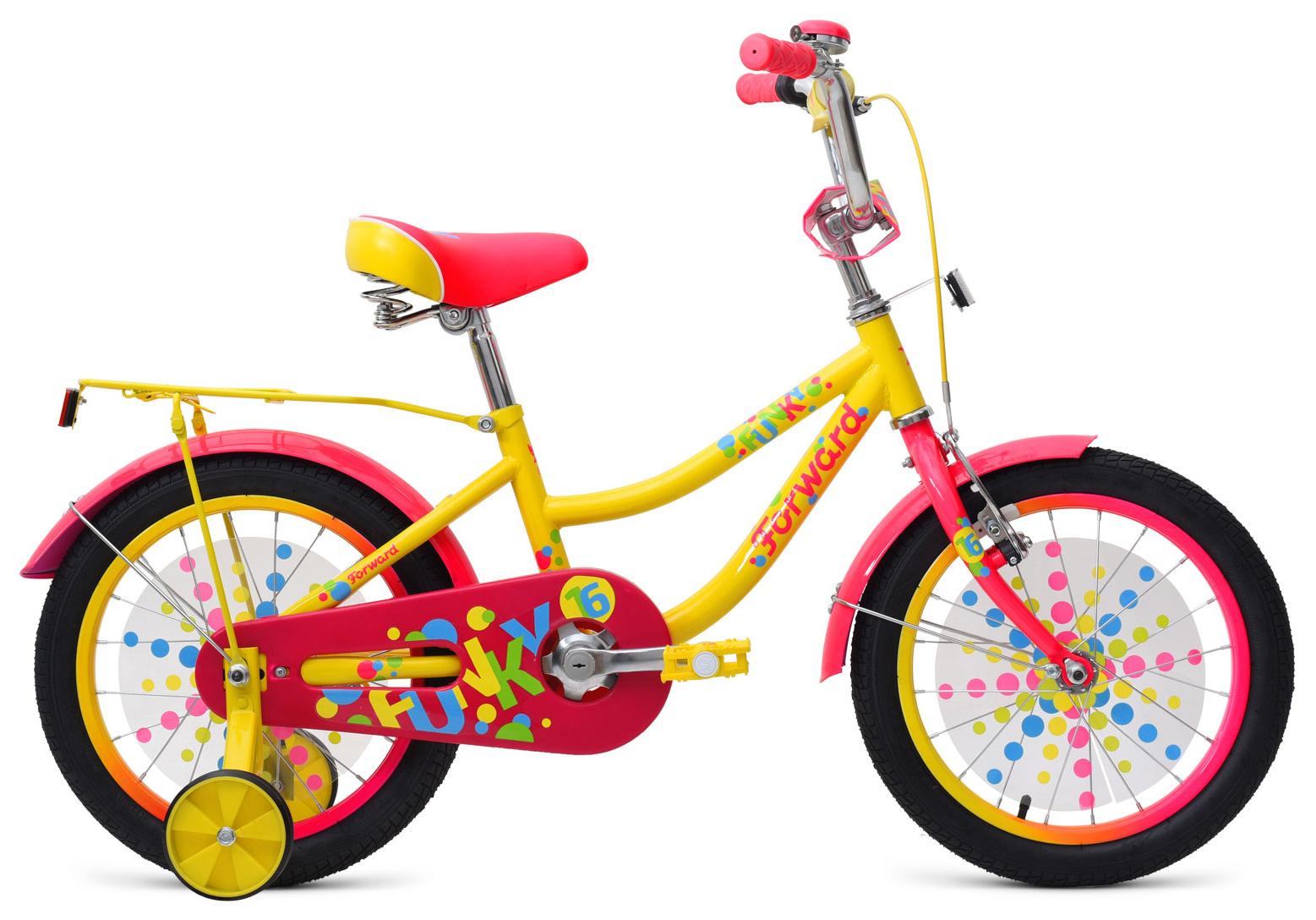 Велосипед Forward Funky 16 2019 велосипед forward nitro 16 2019